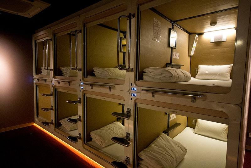 Hotel capsula 3