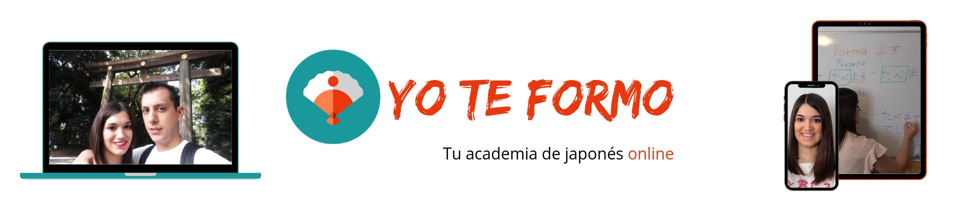 Academia de japonés online Yo te formo