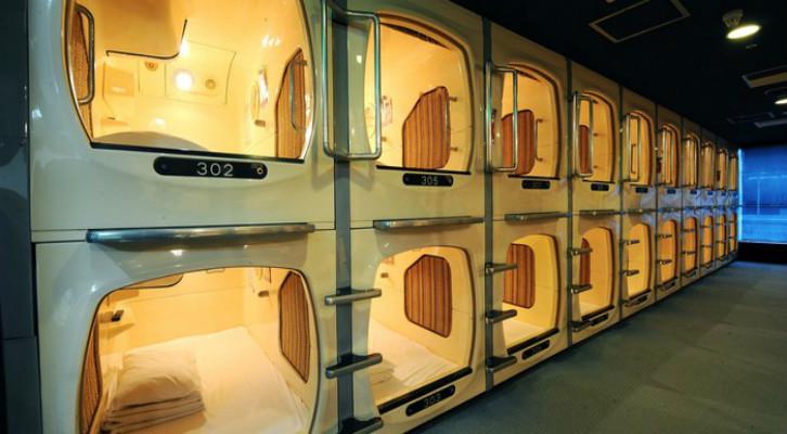 Hotel capsula 2