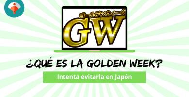 La Golden Week japonesa