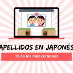 Apellidos en japonés