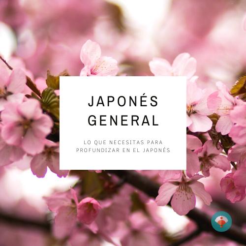 Curso de japonés general