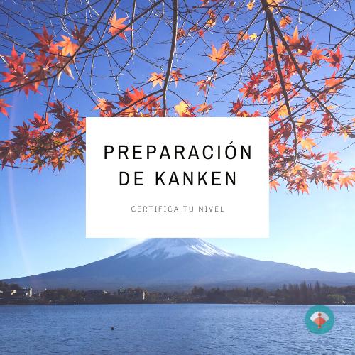 Preparación de Kanken
