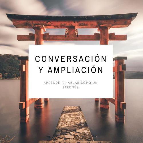 Curso de conversación en japonés