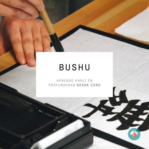 Curso de kanji Bushu